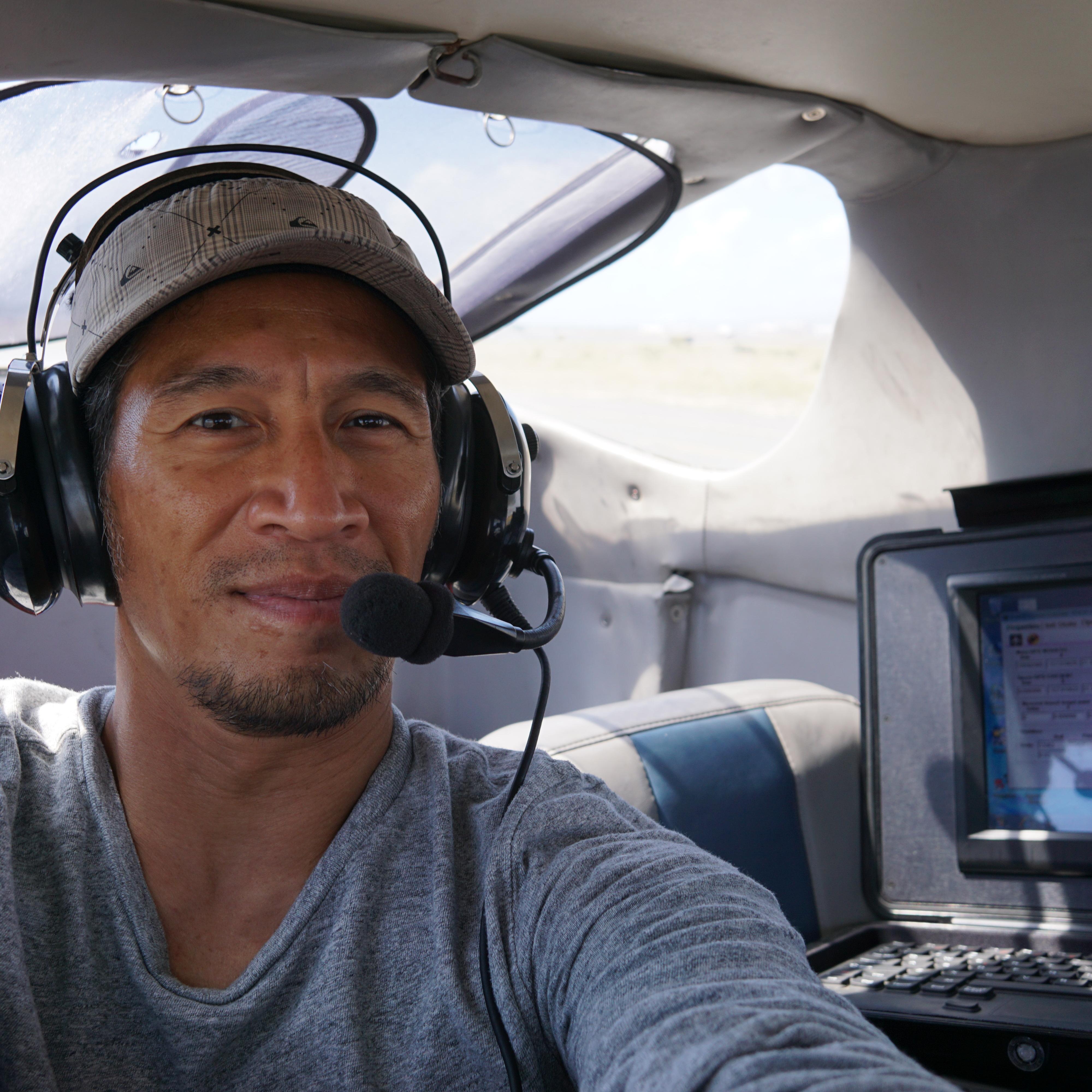 Cessna Selfie